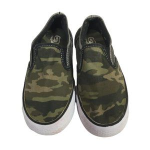 Place Camouflage Boys Size 11 Shoes